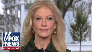 Kellyanne Conway on CA shooting, suspending CNN