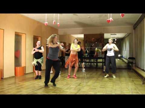 Zumba training/ Reggaeton/ BATAZA