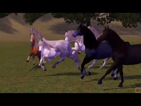 Wild horse story (sims 3 pets )