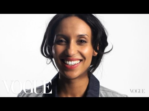Jeanius: Chioma Nnadi - Vogue
