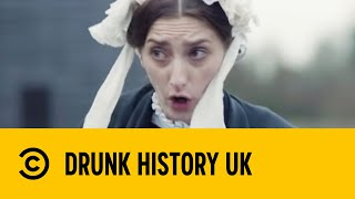 Florence Nightingale First Patient    Drunk History