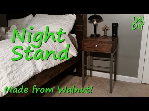 How to make a Night Stand - DIY Tutorial