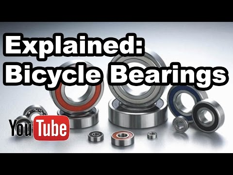 Bicycle Bearing Numbers Explained (6000 Series)