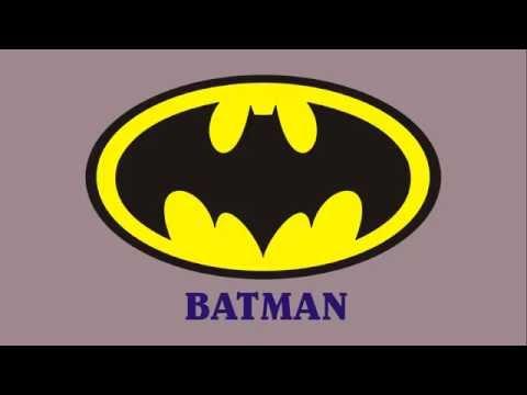 Batman Logo Vector - In CorelDraw