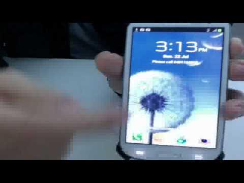 Annoying sound when unlocking phone  (Galaxy s3)