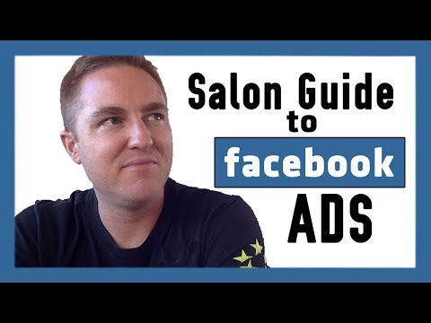 How to use Facebook ads for Salons - Salon tutorial to grow with Facebook ads