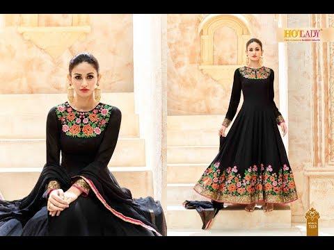 Latest Indian Dresses Collections 2017 || Hotlady Brand || Catalog Name Hotlady Shaleena