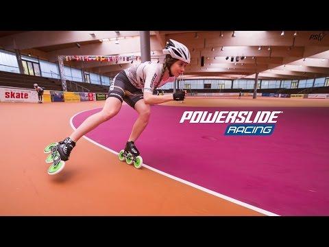 Introducing Sandrine Tas - Powerslide Racing Speed Inline Skating