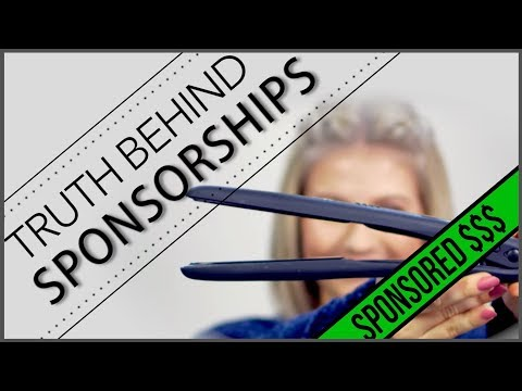 Truth Behind Sponsorships: The Good, The Bad, The Ugly