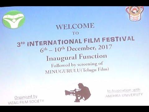 3rd International Film Festival in Visakhapatnam