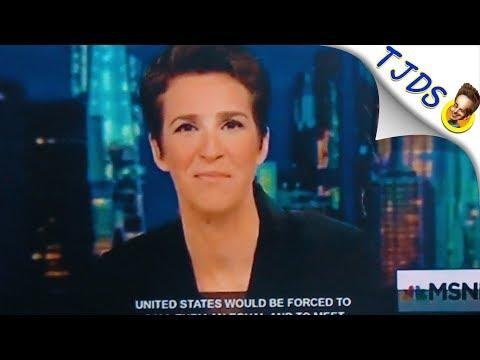 Rachel Maddow Slams Peace Talks With North Korea
