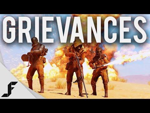 GRIEVANCES - Battlefield 1