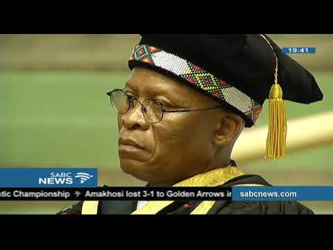 Raymond Zondo installed as University of Zululand chancellor