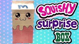 DIY Squishy Surprise Box