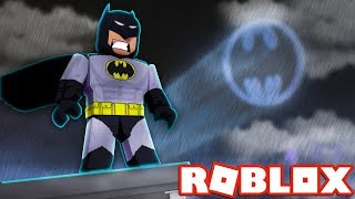 HOW TO BE BATMAN in ROBLOX! *NEW* (Batman Arkham Generations)