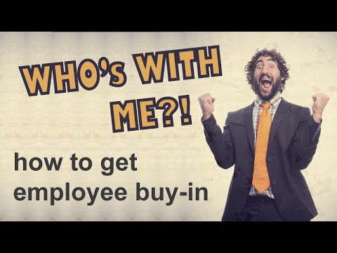 How to Get Employees to Accept Change