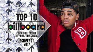 Top 10 • US Bubbling Under Hip-Hop/R&B Songs • October 21, 2017 | Billboard-Charts