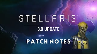 Stellaris Nemesis Patch Notes - 3.0 - 'Dick' Update