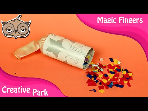 DIY Crafts - How To Make Your Own Party Poppers