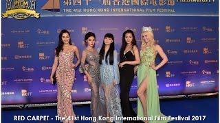 Red Carpet at Hong Kong Int