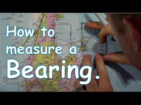 Mapwork skills: Bearing