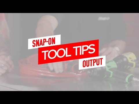 How to Increase Tool Power | Snap-on Tool Tips
