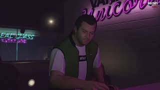 GTA 5 - What Happens If You Follow Tracey? (Strip Club Scene)