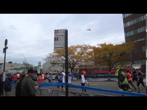2015 NYC Marathon - Bay Ridge Brooklyn