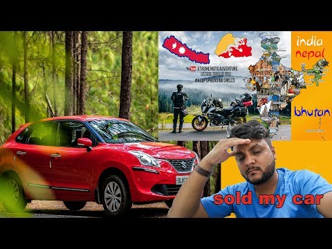 I sold my car for next Roadtrip 🔥 | My biggest ride |