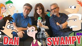 Dan & Swampy Against the Universe: Phineas and Ferb Milo Murphy Secrets Explained