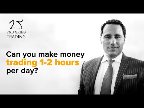 Can You Make Money Trading 1-2 Hours Per Day?