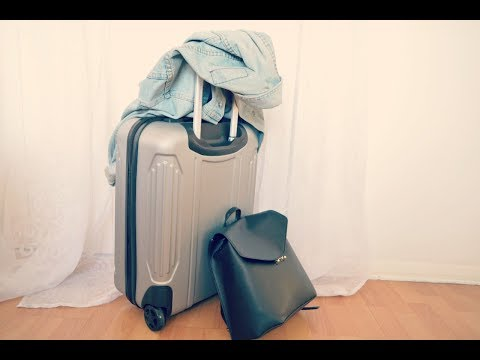 How to Pack a Carry On Luggage for 1 Week Vacation / Hand Luggage Essentials
