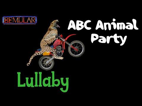 Bemular - ABC Animal Party (lullaby version)