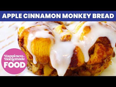 Pillsbury Apple Cinnamon Monkey Bread
