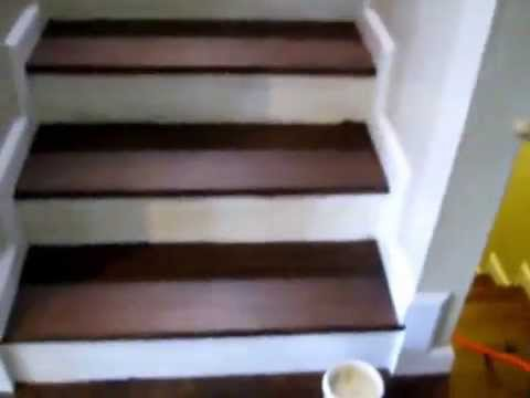 Installing Stair molding/base/trim