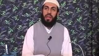 Billal assad  Amazing  recitation  (  patience  lecture  )