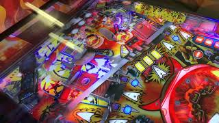 Multi Pin Madness (Black Edition) 4K Ultra HD Virtual Pinball