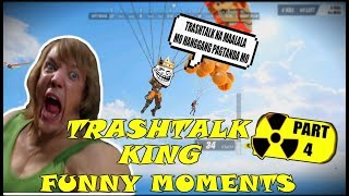 Download TRASHTALK KING PART 4 | RULES OF SURVIVAL FUNNY MOMENTS | RULES OF SURVIVAL PH Video