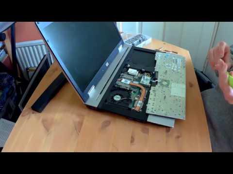 HP Elitebook 8530w cpu Replacement | PC HARDWARE