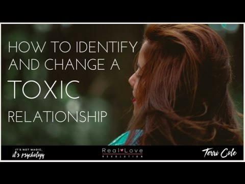 How to Manage Toxic Relationships - Terri Cole - Real Love Revolution 2017