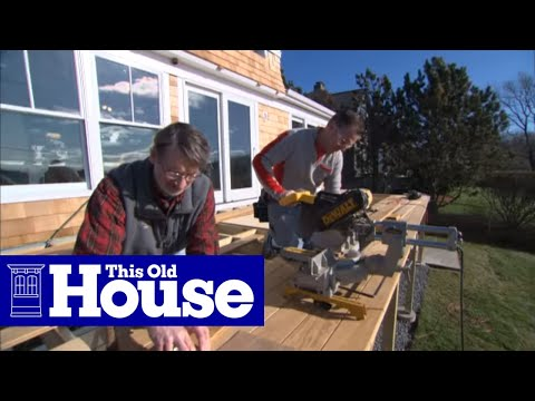TOH: Trade School- Exclusive Preview of Decorating Outside!