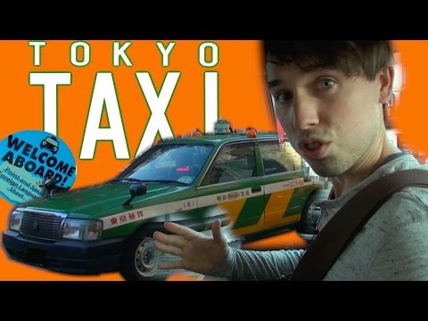 Taxi in Tokyo - What You Need to Know