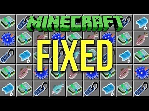 Minecraft 1.11: Fix For AFK Fishing Farm Tutorial