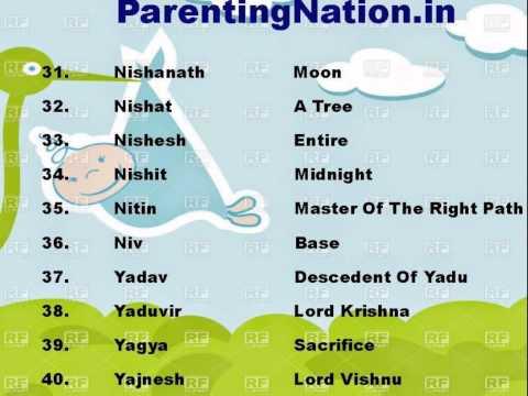 Vrushik Rashi Boy Names With Meanings