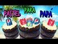 PASTEL PARA PAPÁ (BAKERY VOLG #4) PASTEL DE BARRIL