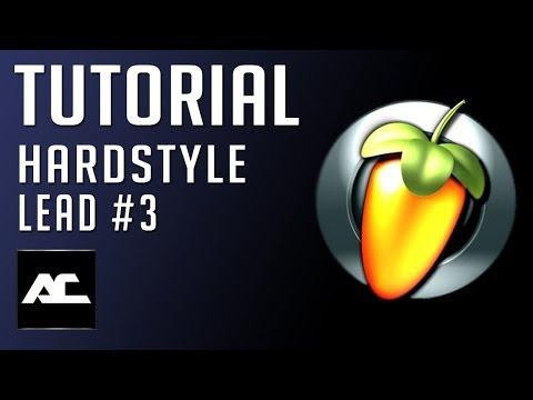Hardstyle Lead Tutorial Like Atmozfears / Wildstylez (FL Studio) (Arey Creator's Tutorials)