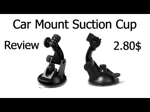 Car Suction Cup Mount Review