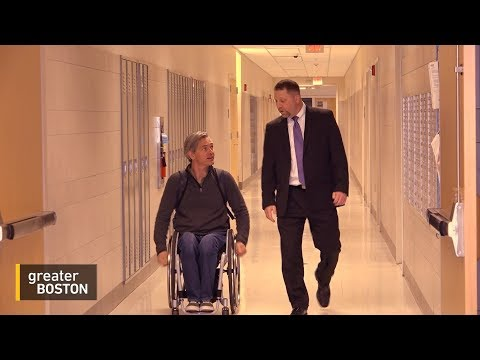 Mass. Native Aims To Change The Way We See Disabilities