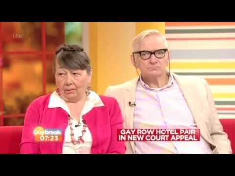 Christian B&B defends marriage policy