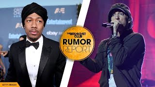 Nick Cannon Taunts Eminem With Another Diss Track, Obie Trice Chimes In